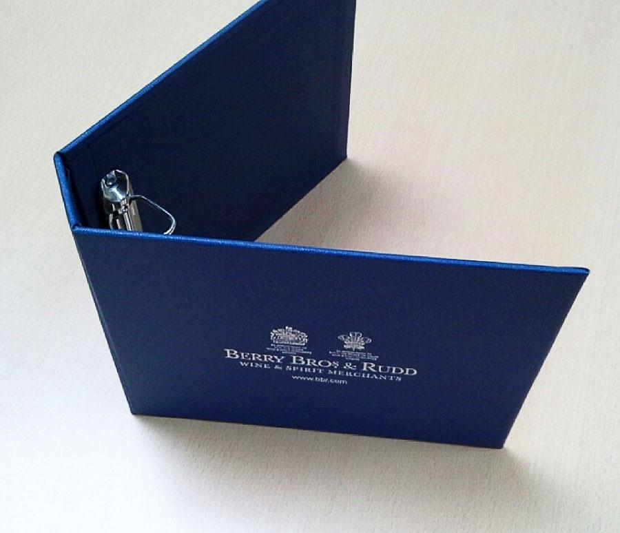 Custom Ring Binders & Printed Folders : Deanprint Printers