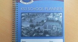 Wiro bound school planner
