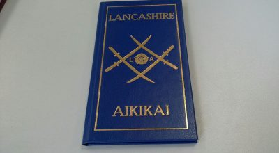 Lancashire Aikikai Log Book