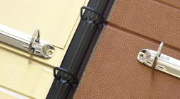 Corporate ring binders