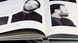Large Case bound book