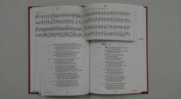 Split Page Book, Singing Book