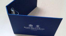 customised ring binder