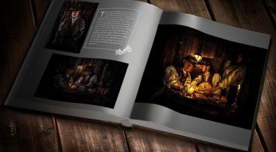 Art Book - The Imaginarium
