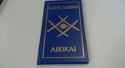 Lancashire Aikikai Log Book